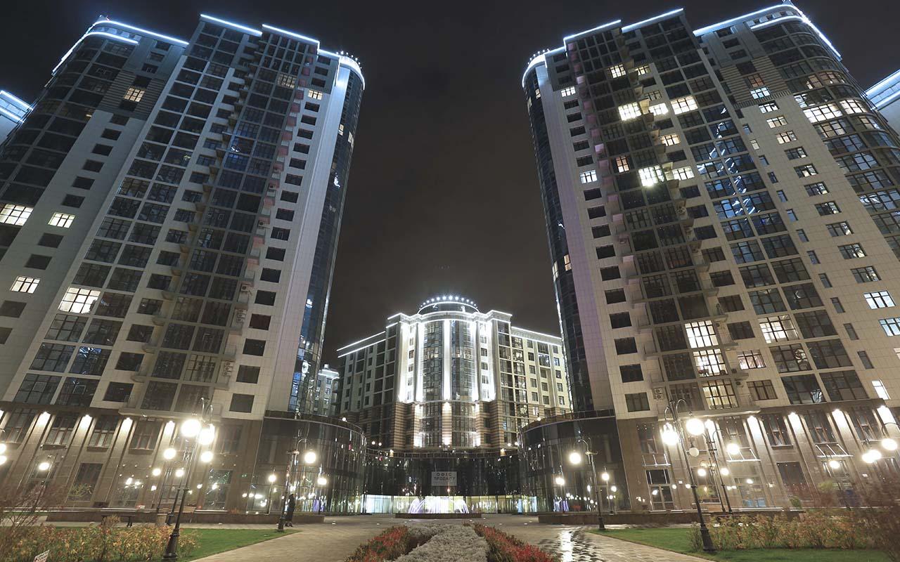 Освітлення архітектурних пам'яток